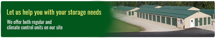 Hwy 7 Self Storage - Let us help you move